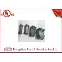 Buy cheap EMT/RIGID Rigid Conduit Fittings Polishing Finish With Zinc Die Casting from wholesalers