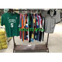 Summer Second Hand Mens T Shirts Short Sleeves Korean Style Mixed Color