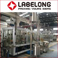 Wholesale 8000BPH Milk Bottling Machine , Automatic Liquid Filling Machine SUS 304 from china suppliers