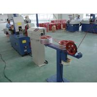 China Multifunctional Cable Coiling Machine Cable Wire Twist Tie Machine Motor Drive on sale