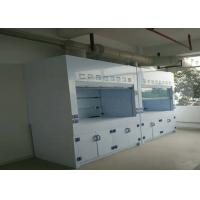 Wholesale Corrosion Resistant Polypropylene Fume Hood , Chemical Fume Hood AC 220V Power from china suppliers