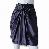 Wholesale Women's Skirt with Front Bow from china suppliers