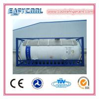 Wholesale R134A gas with ISO-Tank in bulk with fast dilivery in 3 days from china suppliers