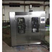 Wholesale Stainless Steel Liquid Bottling Machine Gravity Filling System 3000Bottles / Hour from china suppliers