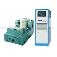 Wholesale OEM Vibration Integrated Test Machine , Vibration Shaker Table Systems 600kgf Random Thrust from china suppliers