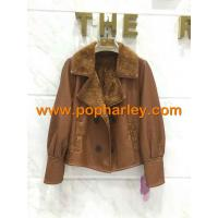 Wholesale Factory Supplier!!! wholesale woman leather jackets from china suppliers