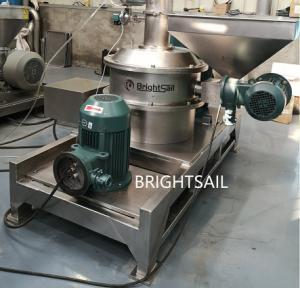 Wholesale 20-1800kg Per Hr  60-2500 mesh Powder Finefess Powder Crusher Machine from china suppliers