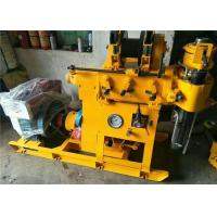Wholesale High Speed Water Well Drilling Rig / Deep Well Drilling Machine OEM Service from china suppliers