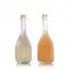 Buy cheap 500ml glass liquor bottle green plum wine bottle Sealed beverage bottle with lid from wholesalers