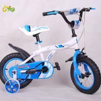 China Hot sale 14 inch children bicycle with aluminum rim / cool bmx boys kids racing bike / beautiful decals kids seat bicycl on sale