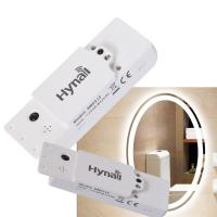Buy cheap Intelligent mirror sensor with remote Controllable dimming function white color from wholesalers