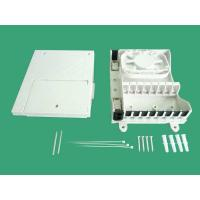 Buy cheap 8 Port wall mounted distribution box 8 Core Waterproof For Local Area Network from wholesalers