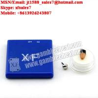 Wholesale XF bluetooth wireless miro-earpiece for mobile phone and poker analyzer and walkie talkie from china suppliers