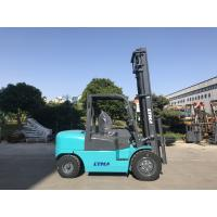 Wholesale Hydraulic Transmission 4 Ton Forklift Truck Diesel Power Unit With Three Mast from china suppliers