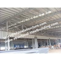China Commercia Steel Structure and Prefabricated Steel Building Contractor General China on sale
