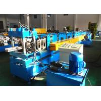 Wholesale Heavy Duty Upright Roll Forming Machine , Warehouse Storage System Rack Rolling Machine from china suppliers