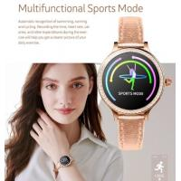 Wholesale Color Screen Smart Watch Bracelet IP68 Waterproof Heart Rate Blood Pressure Monitor Smart Watches for Women from china suppliers