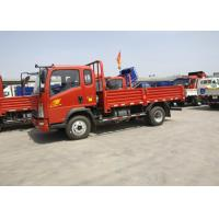 Buy cheap 154 HP Engine Light Duty Trucks Two Axles 7995 × 2498 × 2850mm Size from wholesalers