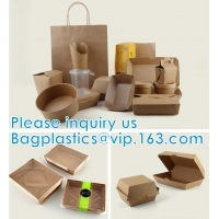 Wholesale Disposable Hot Soup Bowls, Kraft Paper Soup Cup, 16oz Custom Logo Printed Disposable Kraft Paper Soup Cup from china suppliers