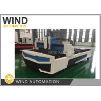Buy cheap 500W CNC Fiber Laser Cutting Machine Carbon Steel Stainless Steel from wholesalers