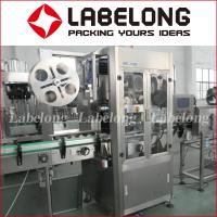 Wholesale 22KW Automatic Labeling Machine 304 Stainless Steel PVC Shrink Label from china suppliers