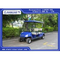 Wholesale Mini 4 Wheel 4 Person Electric Club Car Golf Carts With 48V Battery Powered from china suppliers