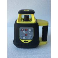 Wholesale Rotaing Laser Instruments And Accessories Red / Green Beam With Slope Setting from china suppliers