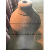 China DOT-3AA Std Steel Argon Helium Gas Cylinders on sale
