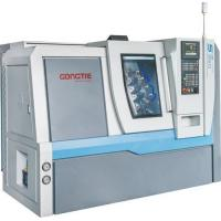 Wholesale slant bed lathe with programmable blowing from china suppliers