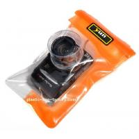 China Reusable Plastic Waterproof Travel Pouch TPU 0.35mm Thickness For Diving / Surfing on sale