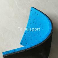 Wholesale Recycling Soccer Artificial Turf Shock Pad Wear Resisting Custom Size from china suppliers