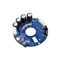 Wholesale E Cigarette Printed Circuit Board Assembly With Blue Solder Mask from china suppliers