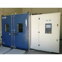 Wholesale Large Volume Climatic Test Chamber , Temperature Test Chamber 8-100m³ Automotive Integrated from china suppliers