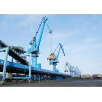 Wholesale Four Link Type Seaport Port Gantry Crane , Container Handling Heavy Motorized Gantry Crane from china suppliers