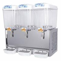 China 18LX3 320W Beverage Cold Drink Dispenser / Automatic Stainless Steel Hot And Cold Dispenser on sale