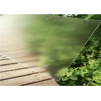 Buy cheap Flat Transparent Solar Glass Solar Glass Customized Size With High Solar Transmittance from wholesalers