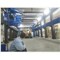 Wholesale Automatic Steel Robot Rail System For Flame Plating Long Working Life from china suppliers