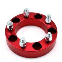 Buy cheap Forged and Silver CNC Machining Wheel Spacer, Aluminum Wheel Adapter from wholesalers