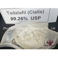 Wholesale Legit Raw Tadalafil Steroid Powder / Cialis CAS 171596-29-5 Treatment Male Erectile Dysfunction from china suppliers