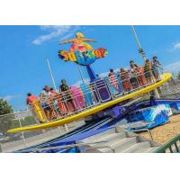 Wholesale Sliding Type Flying UFO Rides With Corrosion Resistant And Stable Material from china suppliers