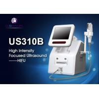 Wholesale Medical Hifu Beauty Machine For Instant Wrinkle Removal And Face Lifting Body Slimming from china suppliers