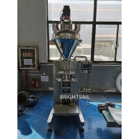 Wholesale 2 3 4 Bags/Min Powder Pouch Filling Machine 3P AC380V 50Hz PLC Control from china suppliers