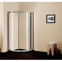 Buy cheap Wet And Dry Separation 6MM Tempered Glass Shower Room from wholesalers