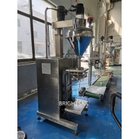 Buy cheap 2 3 4 Bags/Min Powder Pouch Filling Machine 3P AC380V 50Hz PLC Control from wholesalers