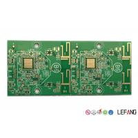 Buy cheap Multilayer 1.0mm Automotive PCB Design Services RoHS Compliant PCB Immersion Gold from wholesalers