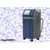 Wholesale 1 - 10Hz Medical 808nm Diode Laser Hair Removal Machine For Lip Bikini Leg from china suppliers