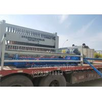 Buy cheap Hydraulic Pressure Steel Bar Mesh Welding Machine For 5 - 12 Mm , Low Noise from wholesalers
