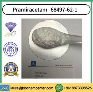 Buy cheap Purity 99% Pramiracetam Raw Material for Memory Improvement CAS Number 68497-62 from wholesalers