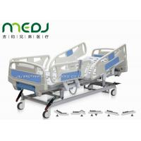 Wholesale Healthcare Electrical Electric Hospital Bed Automatic Flip 5 Functions from china suppliers