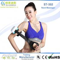 China Sport fitness product GLADESS Patent Design Neck Kneading Massager Neck Massage Machine on sale